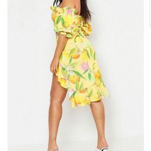 Skirts - Fruit skirt in yellow